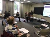 Undergraduate Research Team Workshop- September 2018
